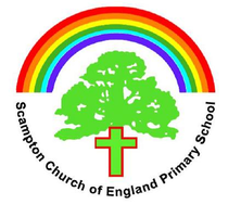 Scampton Church of England Primary School logo